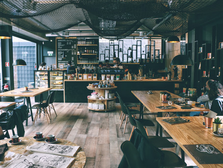 What Happened When I Went to the New Coffee Shop?
