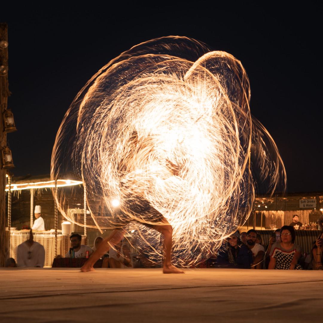 Ob Feuerkünstler oder Pantomime-Performance – mit unseren Künstlern wird es während Ihrer Incentive-Reise in Italien garantiert nicht langweilig
