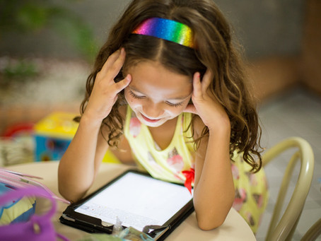 Five Rules For Healthy Screen Time For Kids