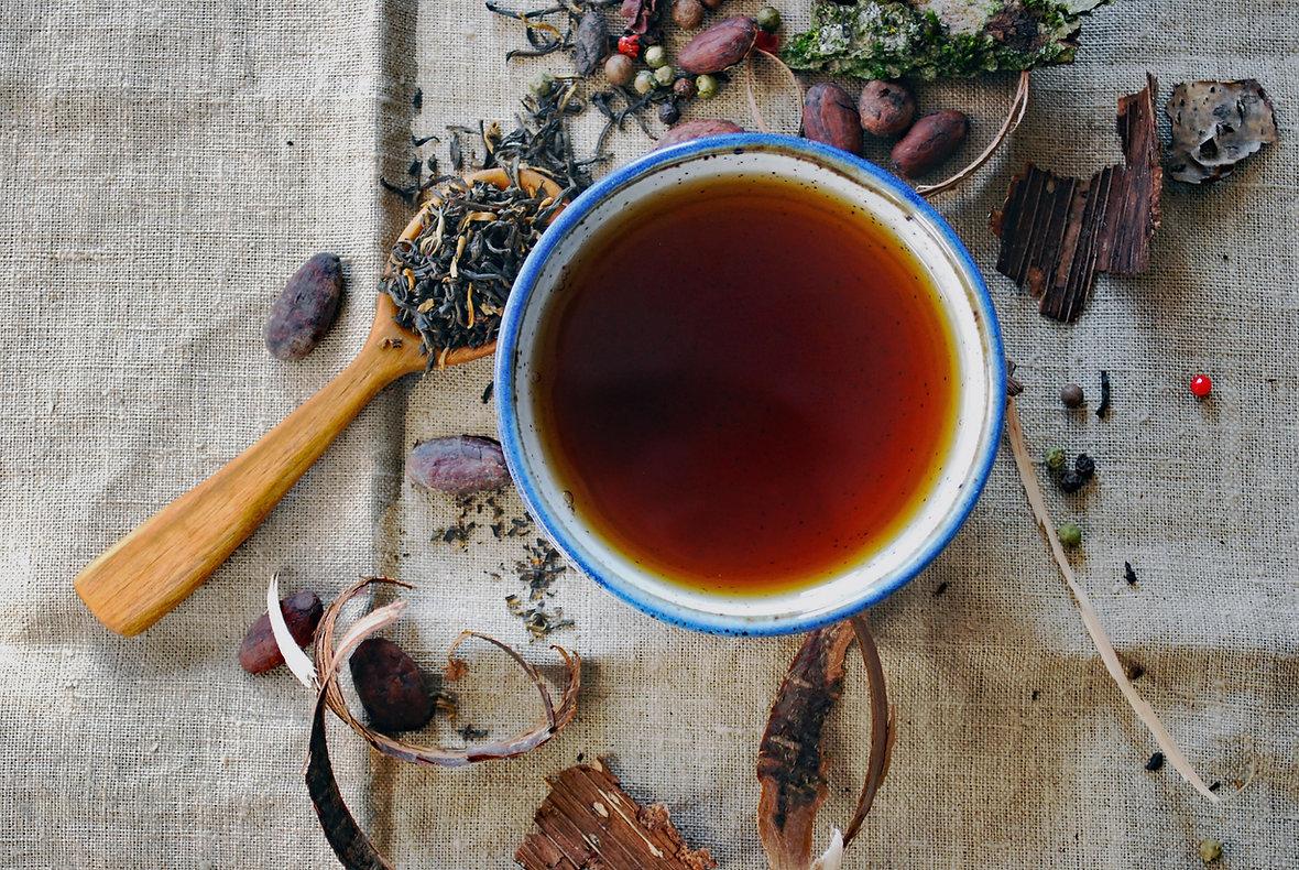 El yapimi Bitki çayı