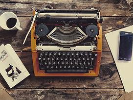 old Typewriter, image by Pereanu Sebastian