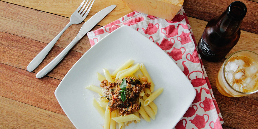 Wine & Dine: Bolognese