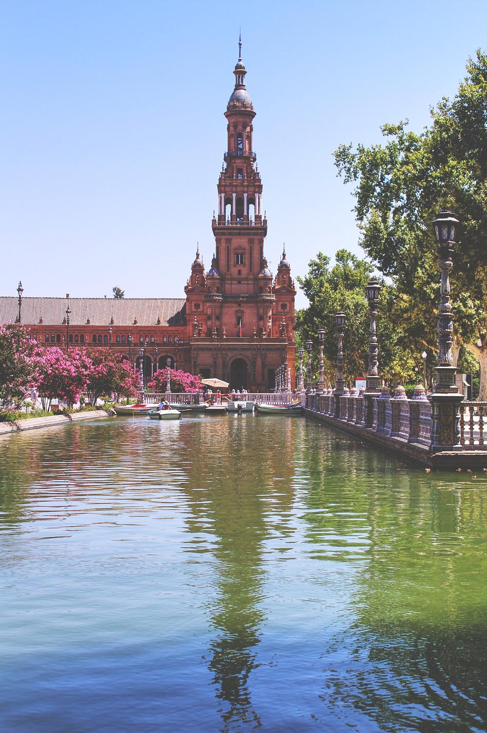 Mejores sitios para visitar en Sevilla parairdevacaciones.com
