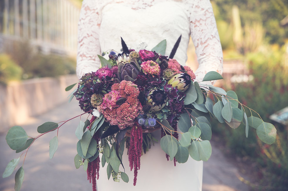 wedding flower arrangements Image by Kace  Rodriguez