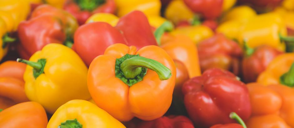 Yellow/Orange Foods: Yellow Lentil Dahl