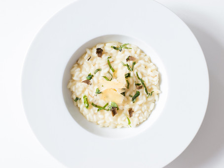 Beautiful Basic Risotto