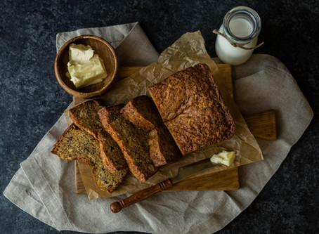 A Life Changing Banana Crumb Bread