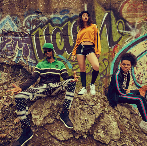 Tasking: Hip-Hop Trailer