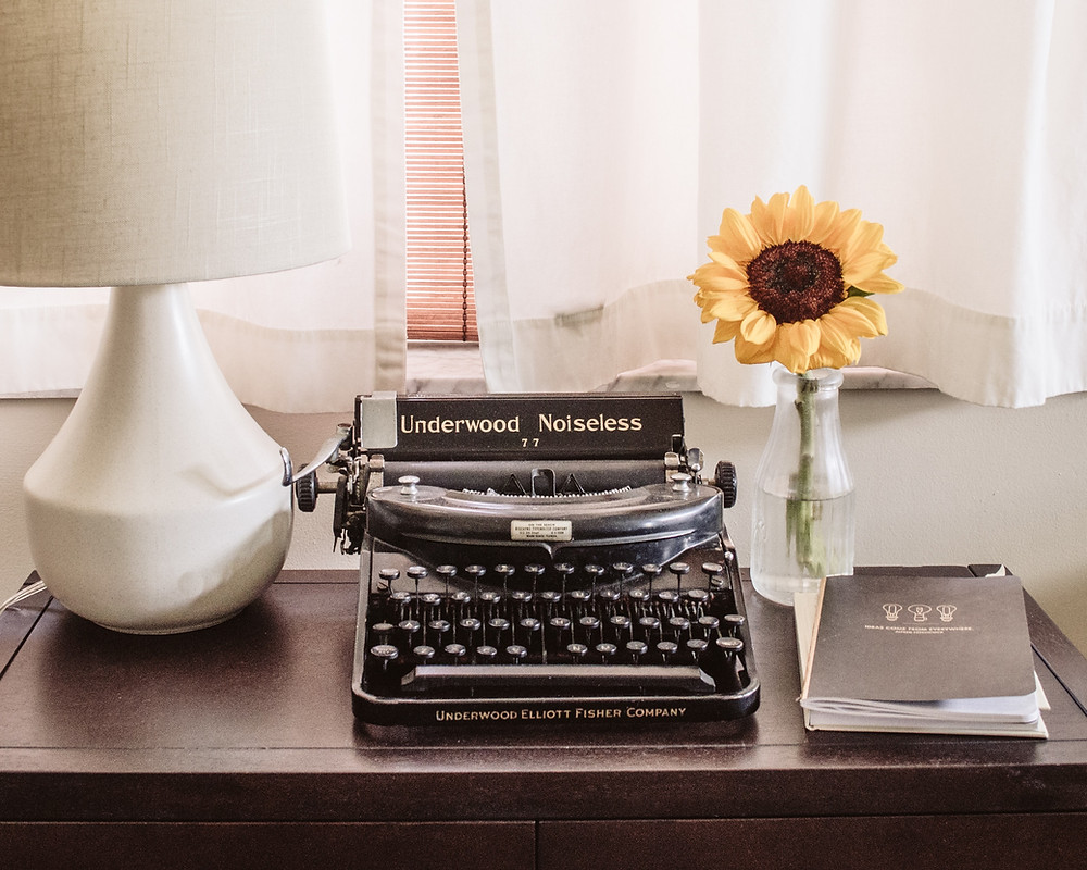 Author Interview at Mustard Seed Sentinel