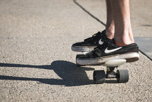 Warning of fines for users of skate park