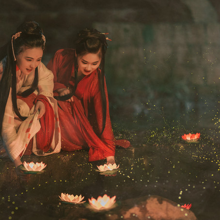 7 Chinese Drama Phrases From The Untamed