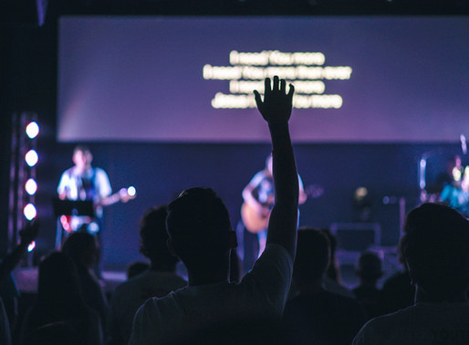 Worship that Overflows (Sermon)