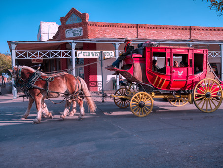 Stagecoach at 80