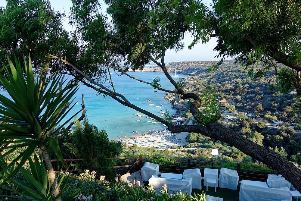 האי אייה נאפה שבקפריסין