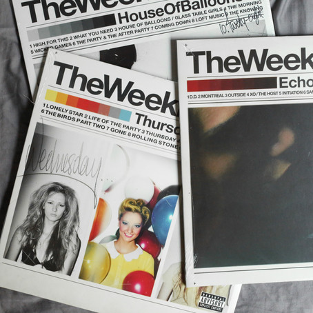 The Weeknd, man of mystery