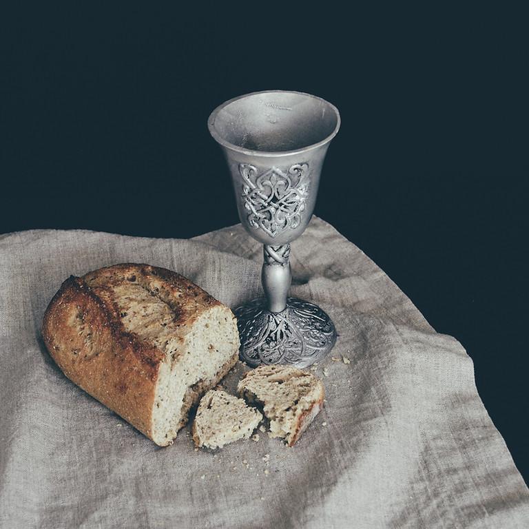Virtual Love Feast and Communion