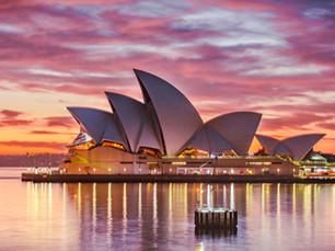 Австралия. Население и хозяйство.