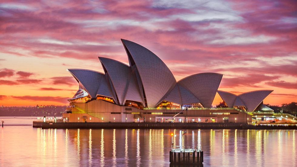 Australia and New Zealand Epicurean Focus 25 days