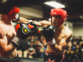 What are the main styles of Kickboxing competition?