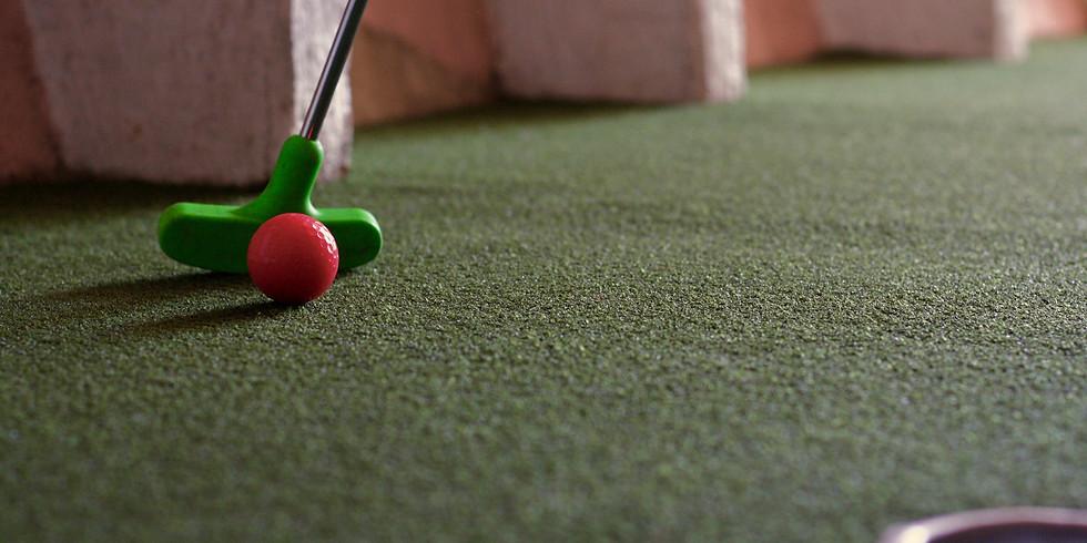 Drop-In Mini Golf