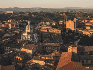 The Curious Case of Genius Loci: Phenomenology of Cities