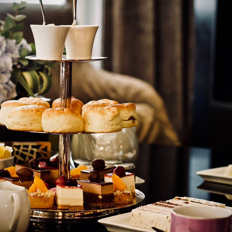 Afternoon Tea Saturday 14th August 2021