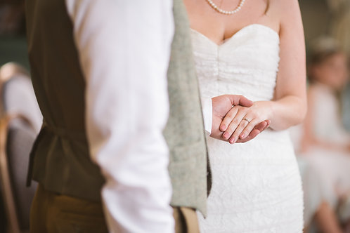 Officiant Add-On 2 Vows