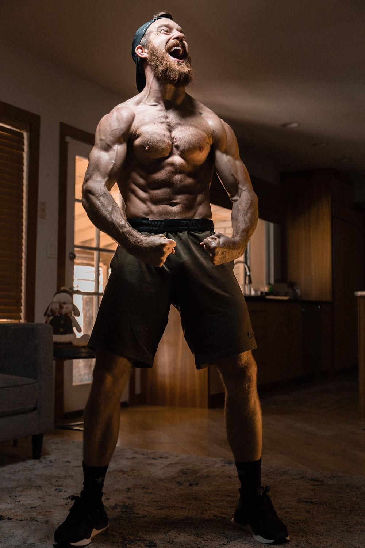 Auch allein ist ein perfektes Workout möglich