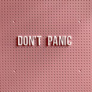 Time to panic?