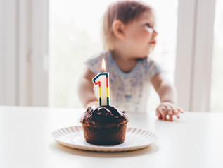 We're One Year Old!!!!!