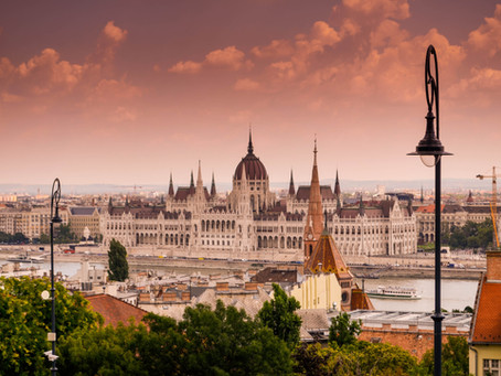 A Weekend in Budapest