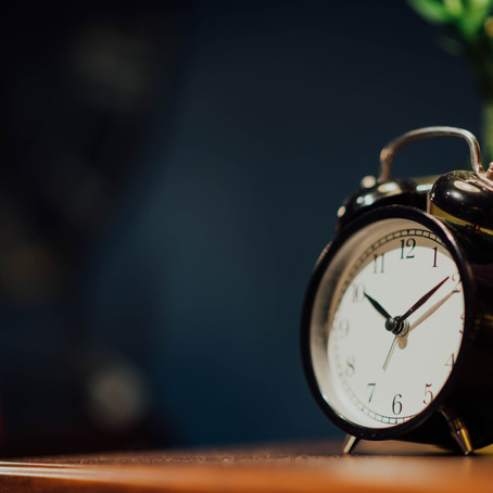 RE-WIRING YOUR BODY CLOCK