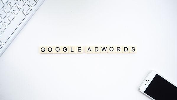 Google AdWords written