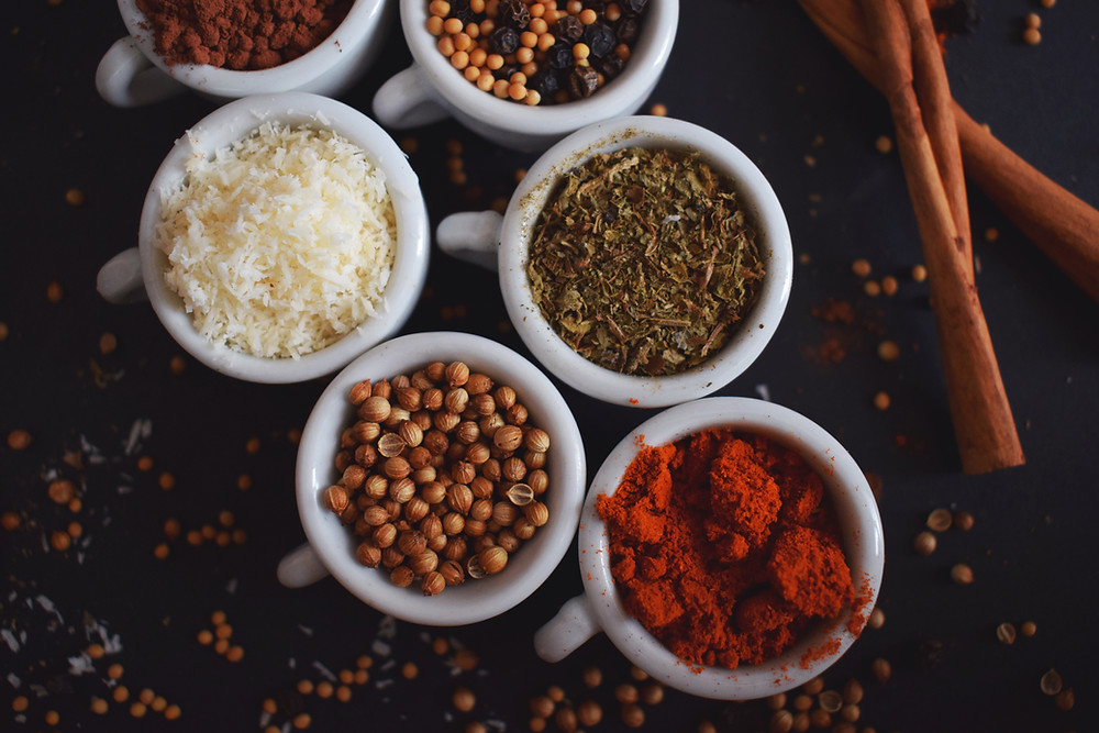 How technology is changing the spice trade.