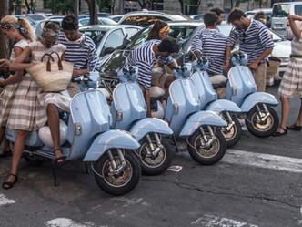 Découverte de la Lisbonne insolite en scooter avec guide !