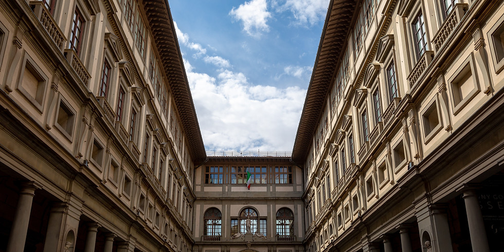Highlights of the Uffizi Gallery: Encyclopedic Museums Series, part 2