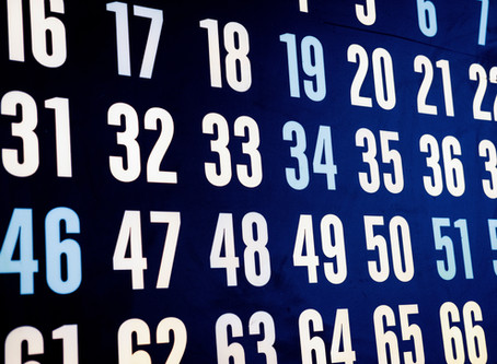 Learn How To Count In Hebrew