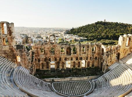 אתונה - לכייף ברובע הפלאקה