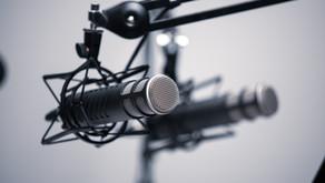 """Dar voz à Ginástica com o """"Podcast Ginástica"""""""