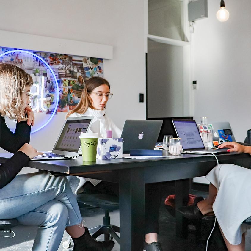 La nueva forma de trabajar : Coworking