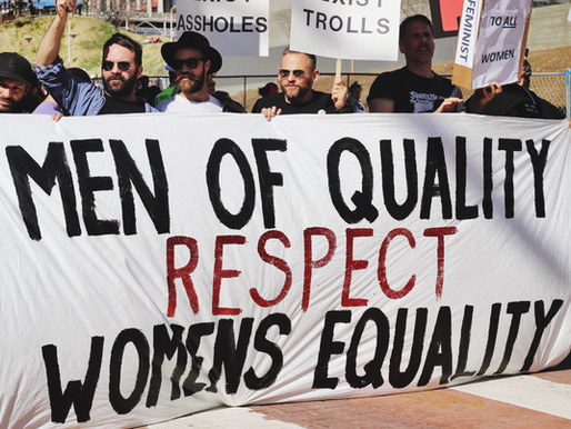 I Dream that Womxn are Equal to Men