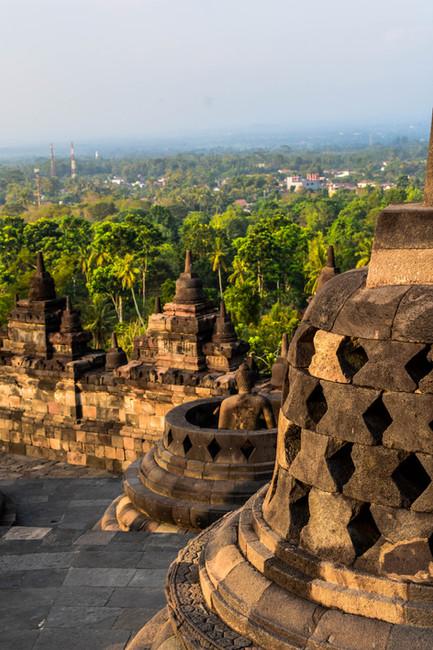 Borobudur Temple - Judith Halim