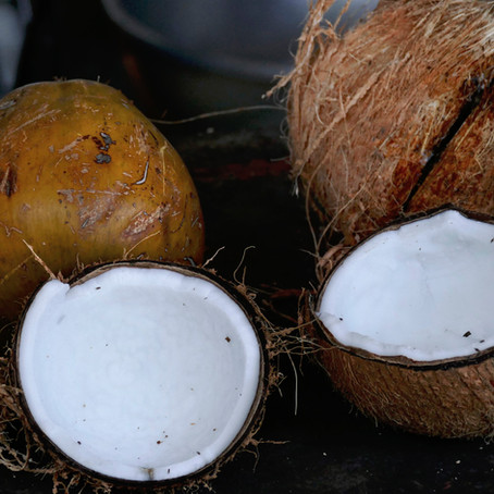 How Tahitians Get Coconut Milk