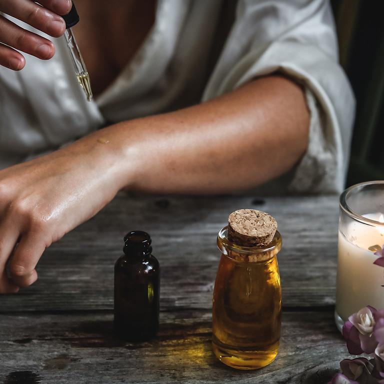 Slow Yogi Lifestyle: Lær å lage oljer til kropp og ansikt