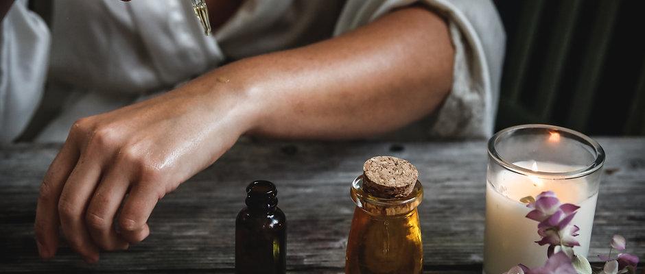 Handcrafted Abhyanga Oil