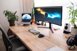 Büro / Pult aufräumen und sortieren,Image by Luke Peters