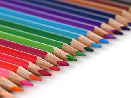 Mia figlia non può perdere tempo a colorare!