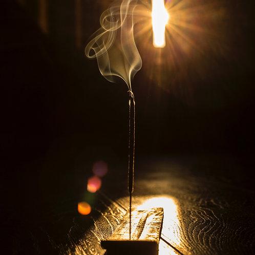 Rain incense