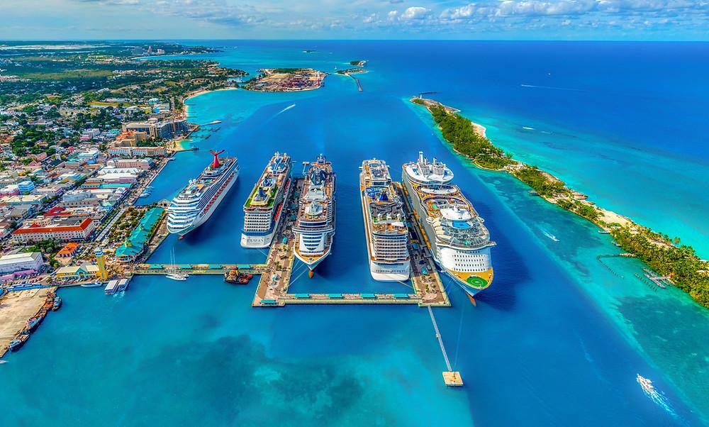 Cruises Ships in The Bahamas