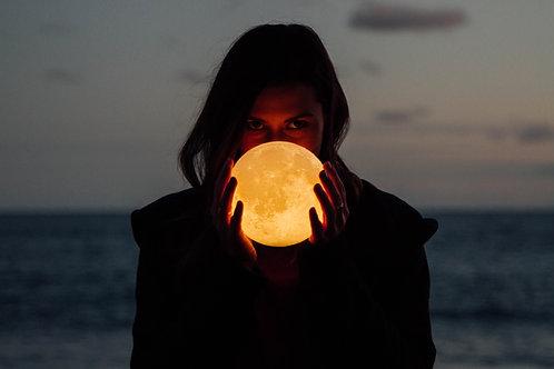 Taller: Magia lunar